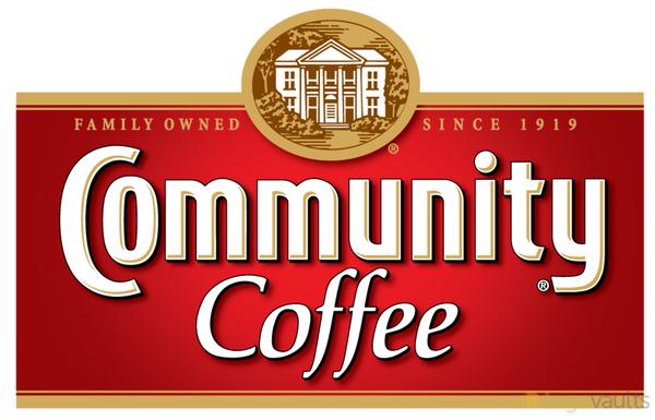 Community Coffee Logo (PNG Logo).