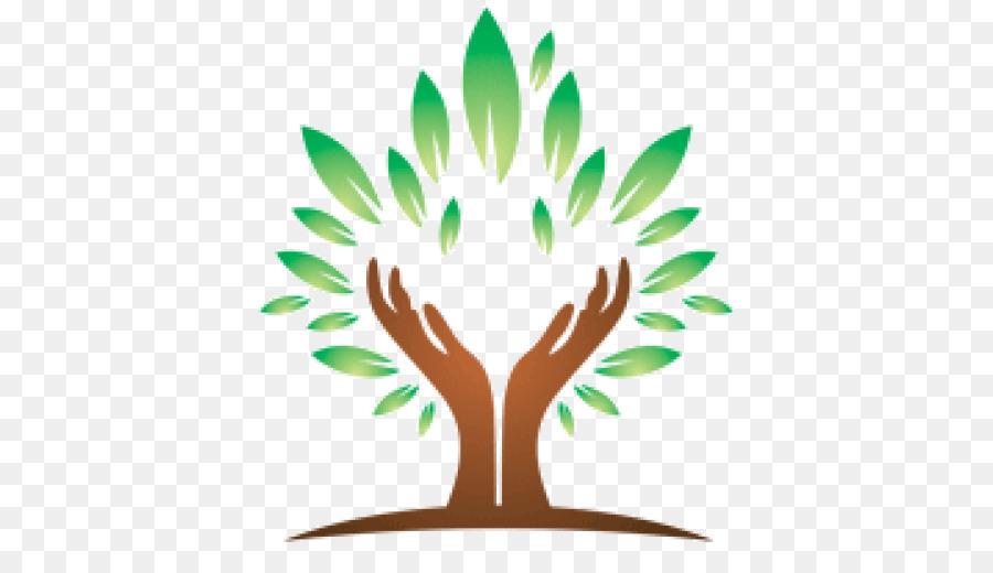 Green Leaf Logo png download.