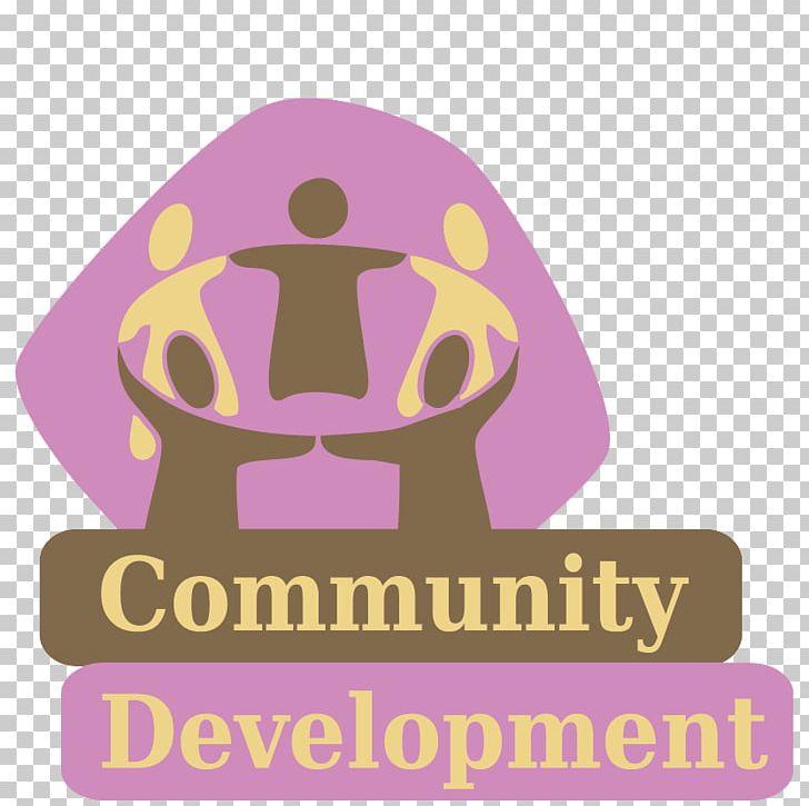 Logo Community Development Society PNG, Clipart, Brand, Community.