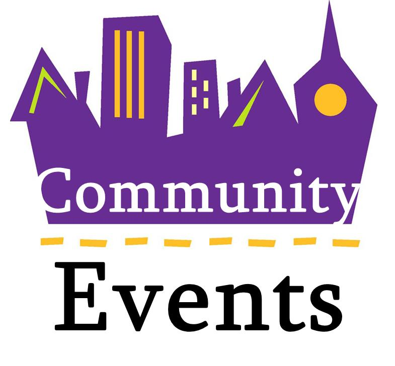 community Event — Dimsdale Hall.