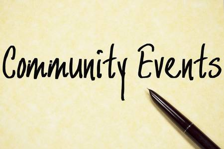 6,492 Community Event Stock Illustrations, Cliparts And Royalty Free.