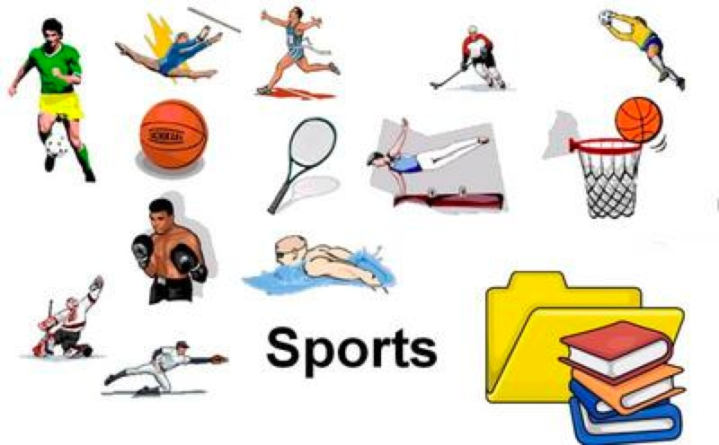 Sport games clipart - Clipground