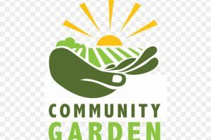 Community garden clipart » Clipart Portal.
