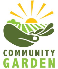 Community Garden logo (Orange County).