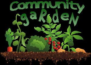 Community Garden Meeting.