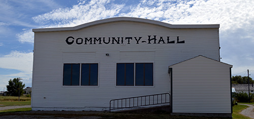 Welcome to Geyser Community Hall Website.