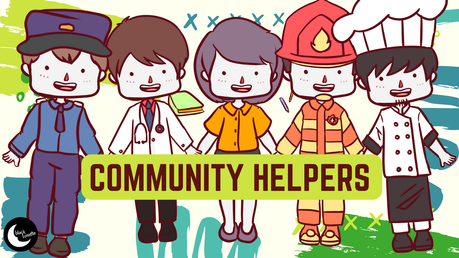 NINESAUR: COMMUNITY HELPERS CLIPART FREE DOWNLOAD.