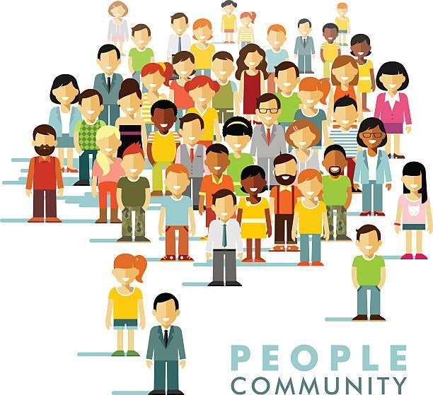 Community people clipart 6 » Clipart Portal.
