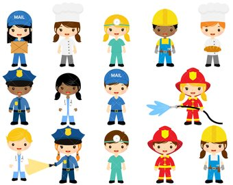 People in the community clipart 5 » Clipart Station.