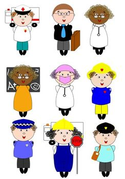 Clipart Community People.