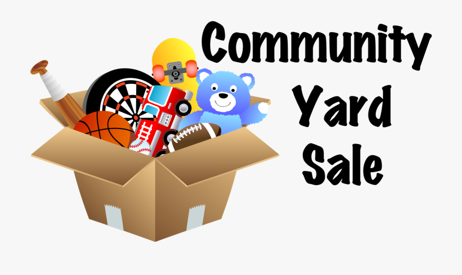 Join Us For Our 2019 Haiti Mission Yard Sale Items.