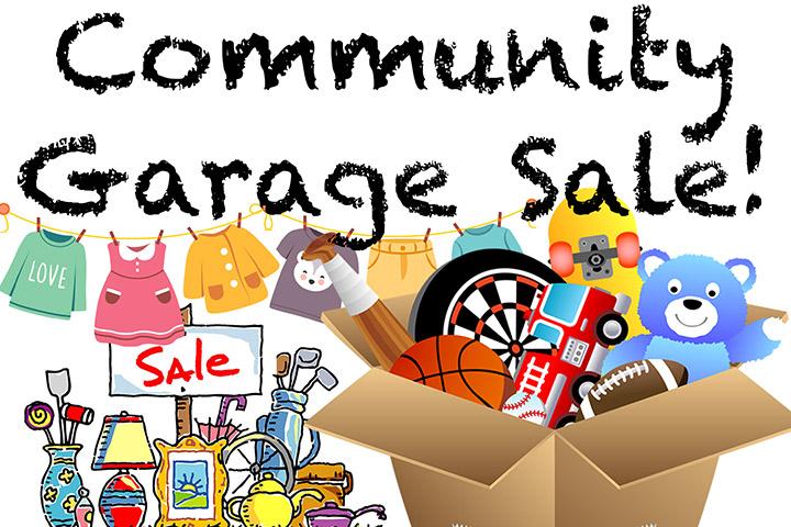2019 Community Garage Sales.