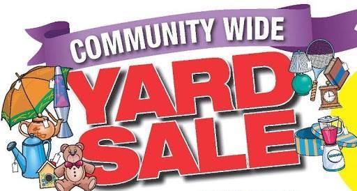 2019 Community Yard Sale.