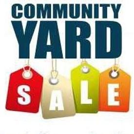 Community Wide Yard Sales.