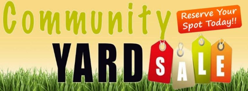 Community yard sale clipart 4 » Clipart Portal.