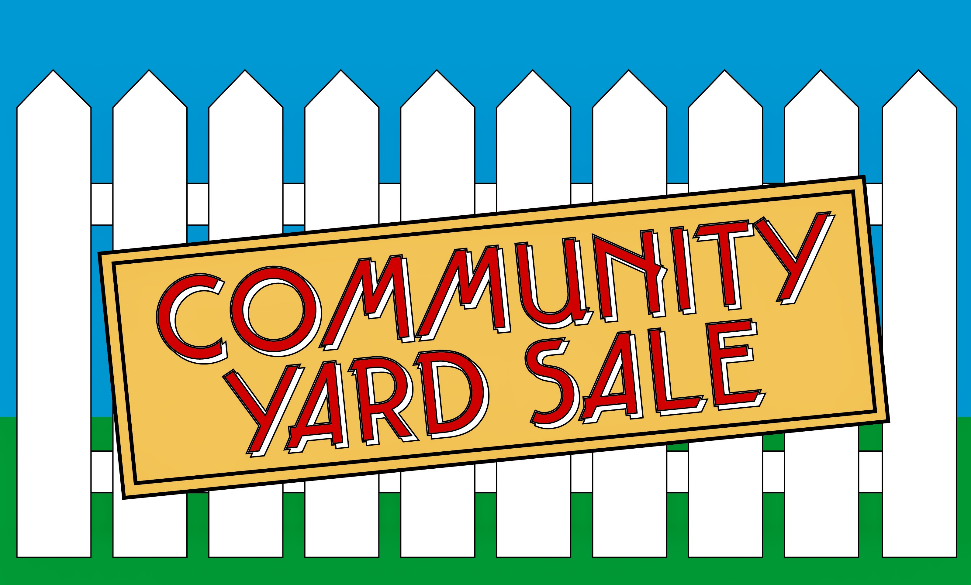 Yard Sale Photos.