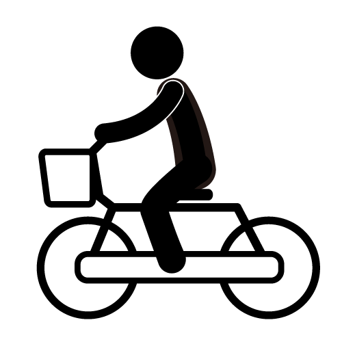 Commuting Clipart.