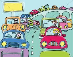 Commute clipart.