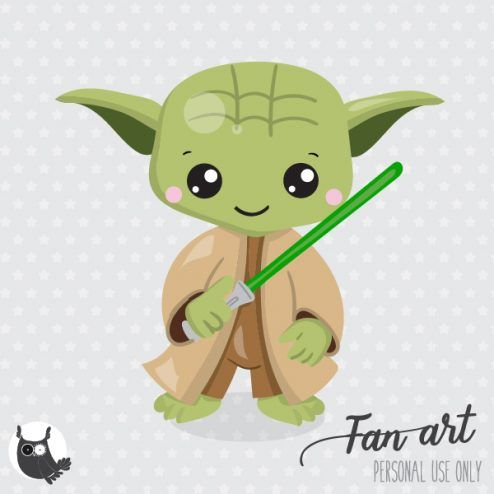 Yoda Freebie.