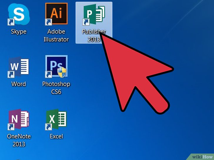 Cómo crear un logo en Microsoft Publisher: 9 pasos.