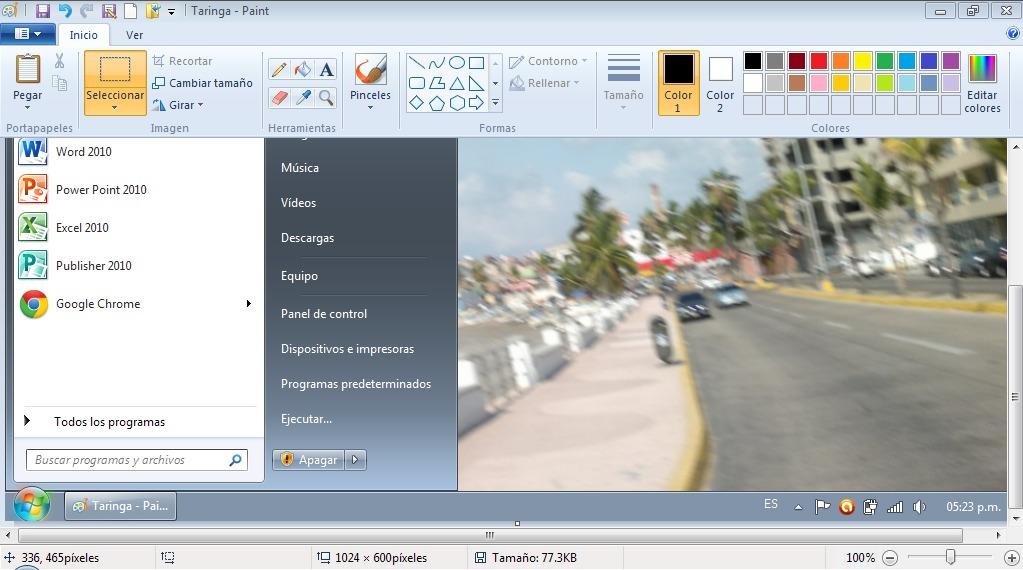 Guía: Cómo crear Imágenes PNG sin Fondo con Word 2007  en Taringa!.