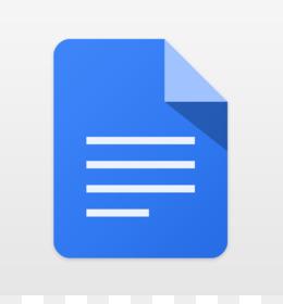 Google Docs descarga gratuita de png.
