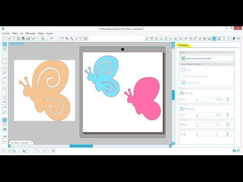 Guardar archivos de Silhouette Studio a PDF.