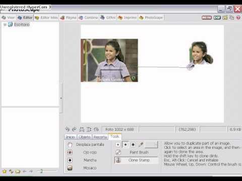 Como hacer una imagen png con photoscape!.