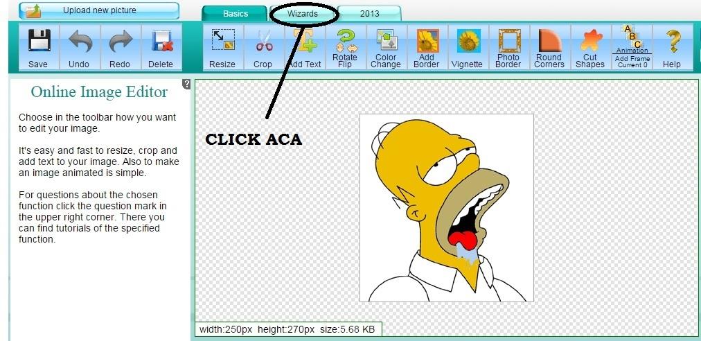 Hacer png transparente online facil.