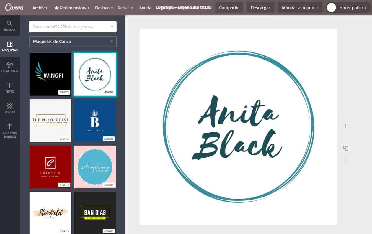 ▷ Cómo crear un logotipo profesional con Canva 【Actualizado】.