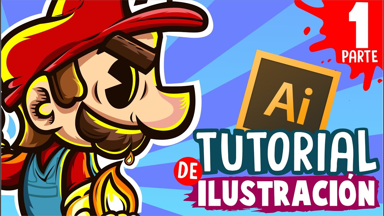como hacer clipart en illustrator tutorial illustrator.