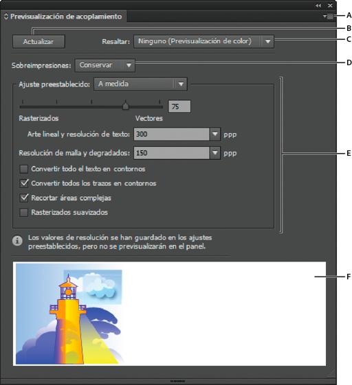 Cómo imprimir y guardar ilustraciones transparentes en Illustrator.