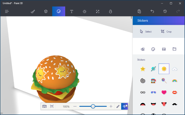 Cómo dibujar en 3D en Microsoft Paint 3D en tu windows.