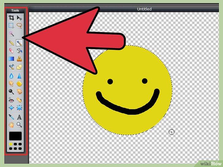 Cómo crear una imagen PNG en Pixlr: 9 pasos (con fotos).