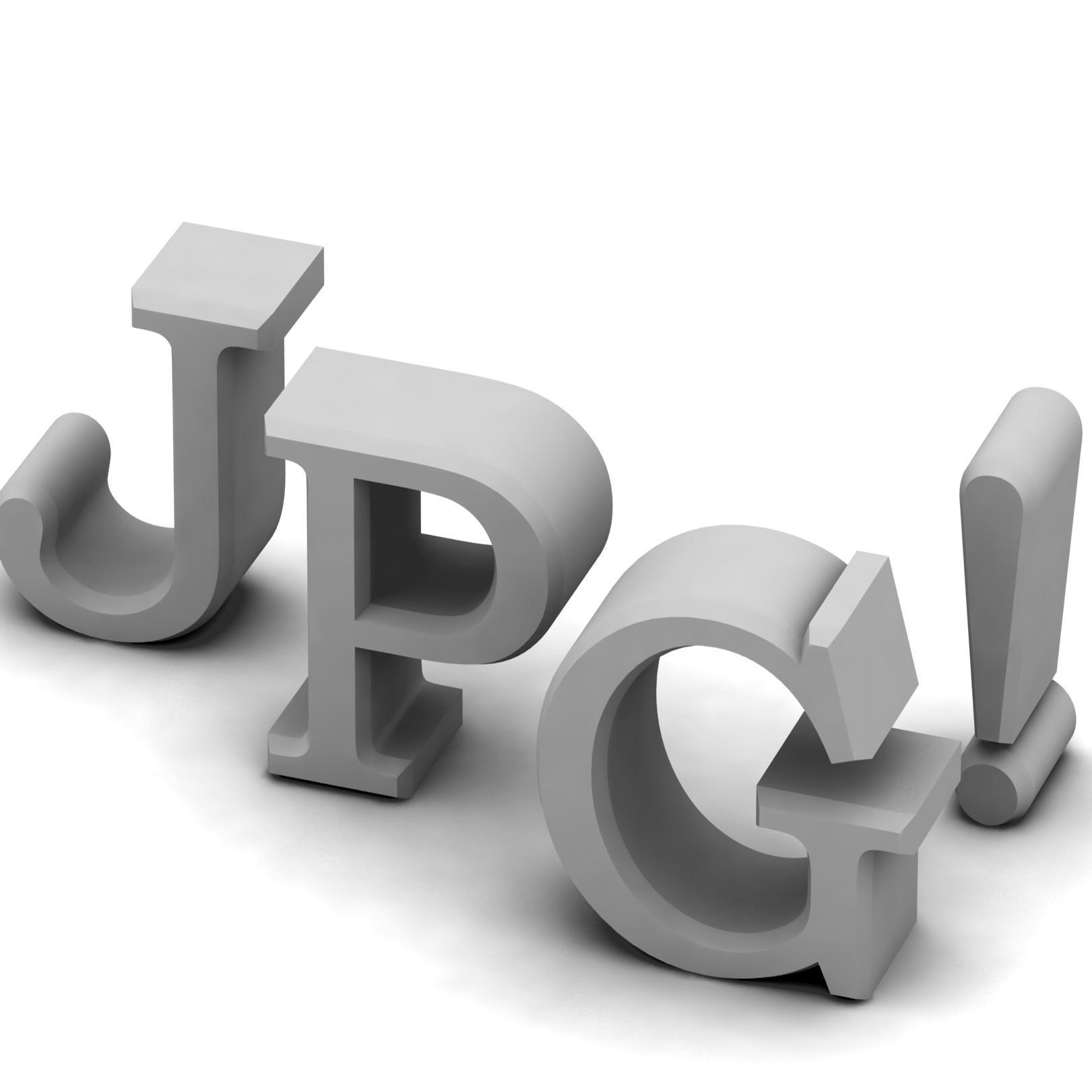Cómo convertir un archivo JPEG a una imagen vectorial.