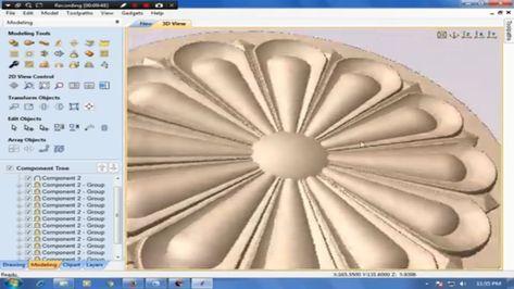Convertir una imagen en un modelo 3D con Aspire en 2019.