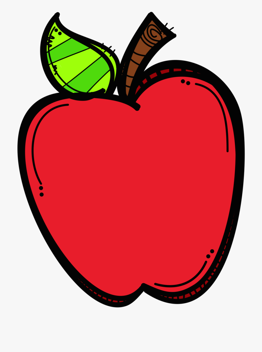 Que Te Como*✿* Apple Clip Art,.