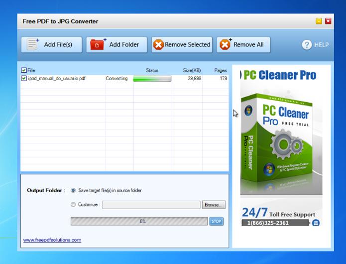 Como converter PDF em JPG; veja três dicas de programas.