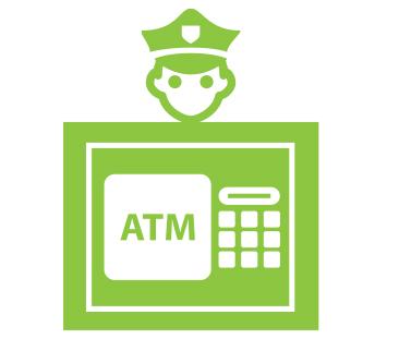 ATM Security.