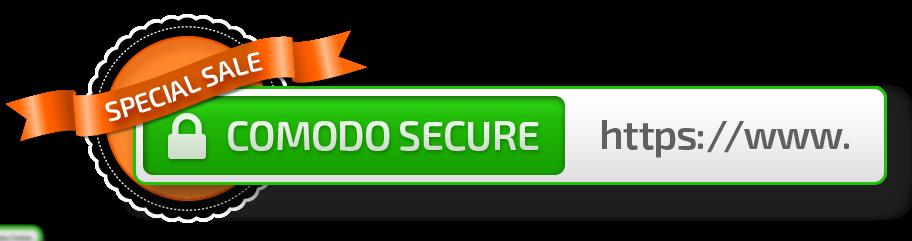 Comodo SSL Certificates.