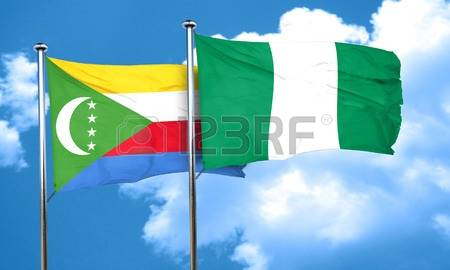 Flag Comoros Stock Vector Illustration And Royalty Free Flag.