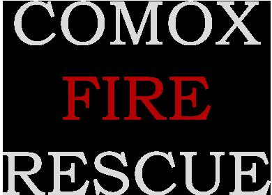 Comox Fire Rescue.