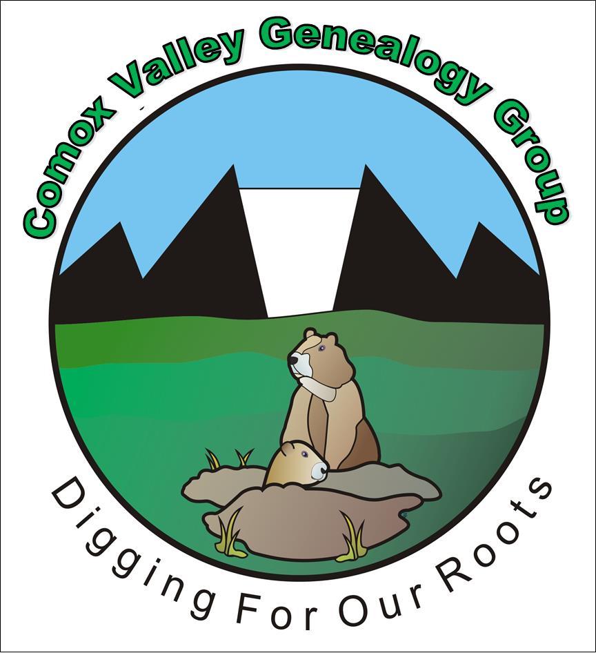 Comox Valley Genealogy Group.