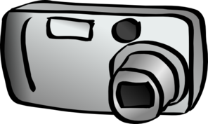 Compact Digital Camera Clip Art at Clker.com.