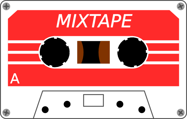 Cassette Clip Art at Clker.com.