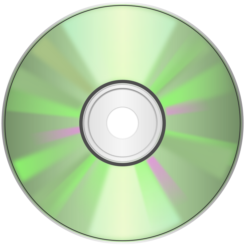 Free to Use & Public Domain Compact Disc Clip Art.