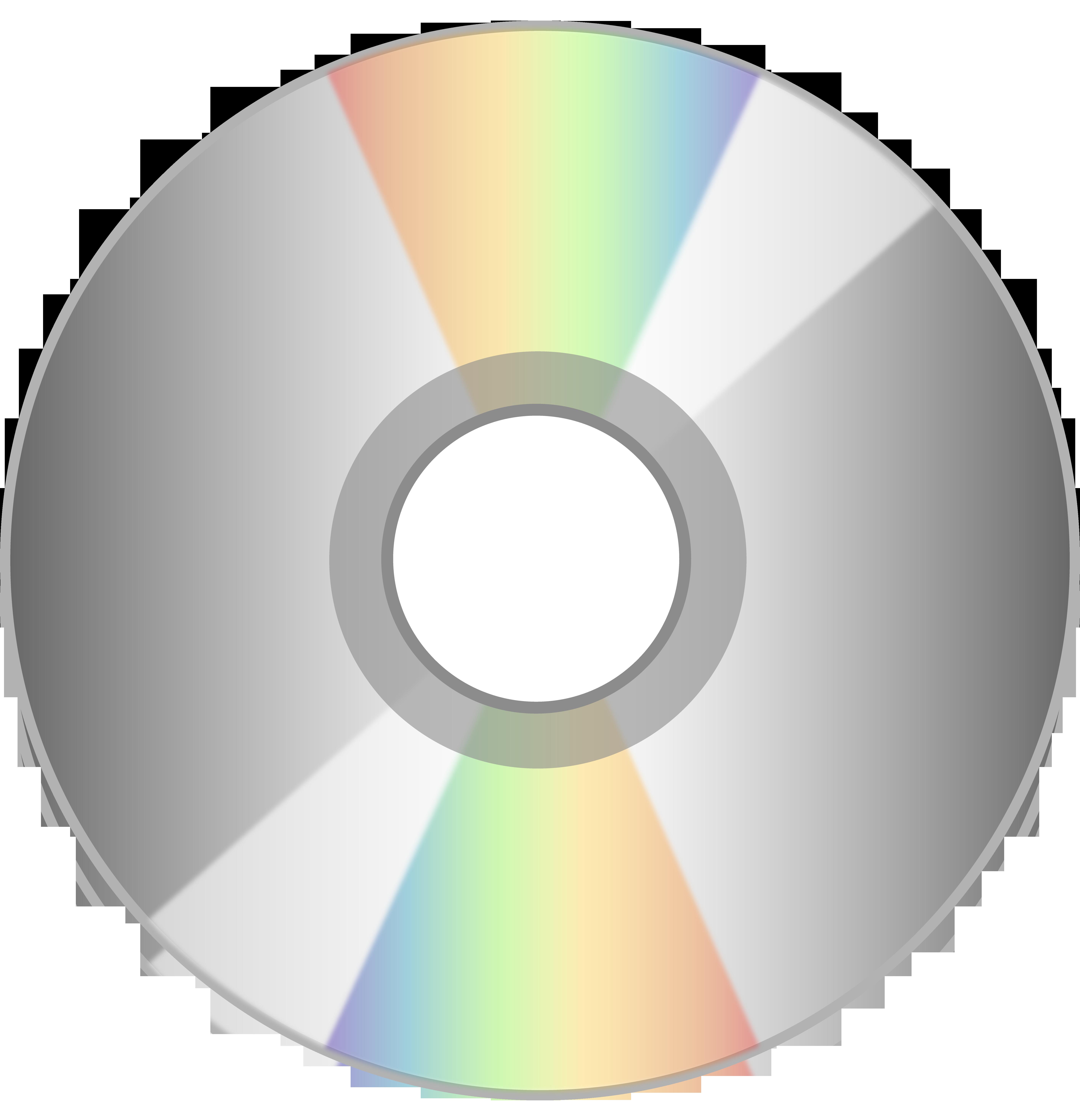 Shiny Compact Disc.