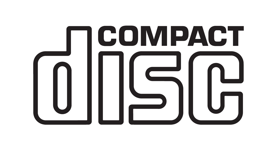 Compact Disc (CD) Logo Download.