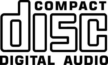 Compact Disc logo.
