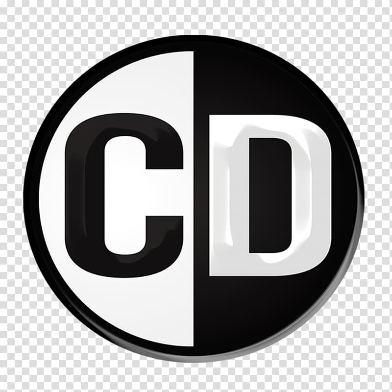 Digital audio Compact disc Logo, compact disk transparent.